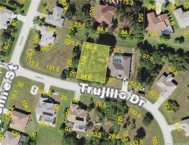 26490 Trujillo Drive, Punta Gorda, FL 33983 (MLS #C7428773) :: Florida Real Estate Sellers at Keller Williams Realty