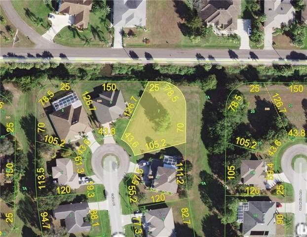 16 Callao Street, Punta Gorda, FL 33983 (MLS #C7428774) :: Florida Real Estate Sellers at Keller Williams Realty