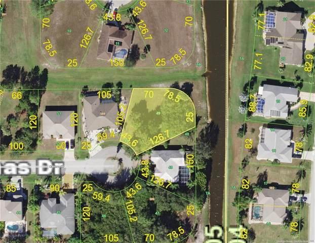 25514 Barinas Drive, Punta Gorda, FL 33983 (MLS #C7428775) :: Florida Real Estate Sellers at Keller Williams Realty