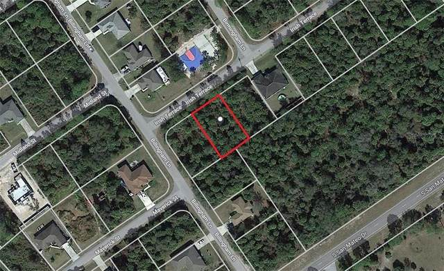 Lot 13 Irish Terrace, North Port, FL 34288 (MLS #C7428815) :: Team Bohannon Keller Williams, Tampa Properties