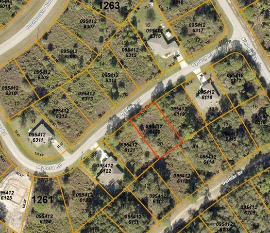 Nyberg Road, North Port, FL 34291 (MLS #C7428842) :: Team Buky