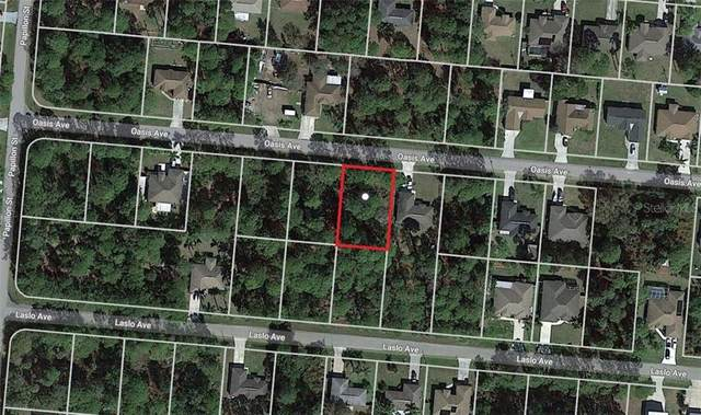 Lot 12 Oasis Avenue, North Port, FL 34287 (MLS #C7428883) :: Cartwright Realty