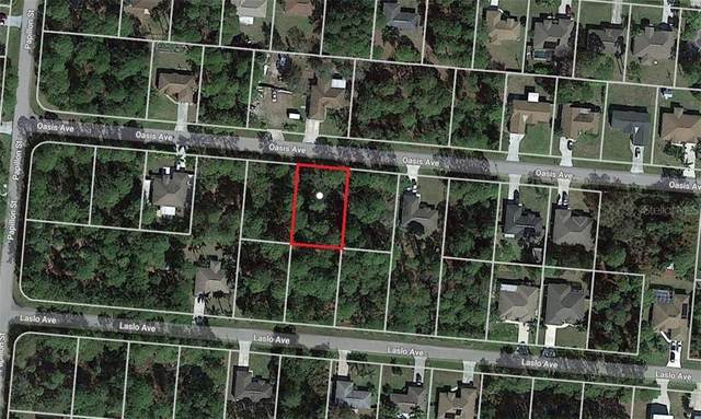 Lot 13 Oasis Avenue, North Port, FL 34287 (MLS #C7428886) :: Cartwright Realty