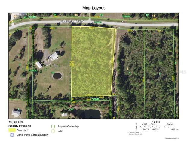 15851 Prairie Creek Boulevard, Punta Gorda, FL 33982 (MLS #C7429066) :: Alpha Equity Team