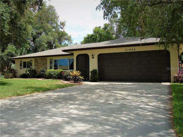 21455 Shannon Avenue, Port Charlotte, FL 33952 (MLS #C7429103) :: Team Bohannon Keller Williams, Tampa Properties