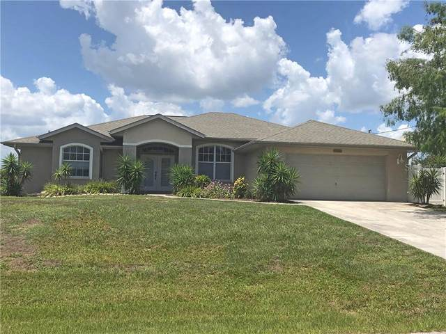 14176 Strader Avenue, Port Charlotte, FL 33953 (MLS #C7429167) :: Cartwright Realty