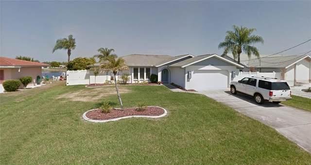 2372 Broad Ranch, Port Charlotte, FL 33948 (MLS #C7429176) :: Keller Williams on the Water/Sarasota