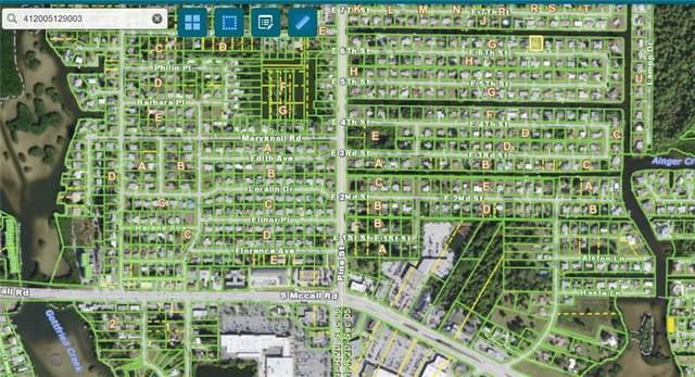 866 E 6TH Street, Englewood, FL 34223 (MLS #C7429177) :: Prestige Home Realty