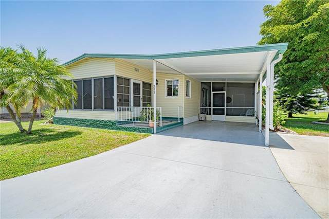 233 Dolphin #233, Punta Gorda, FL 33950 (MLS #C7429205) :: The Robertson Real Estate Group