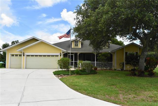 2660 Pebble Creek Place, Port Charlotte, FL 33948 (MLS #C7429273) :: Cartwright Realty