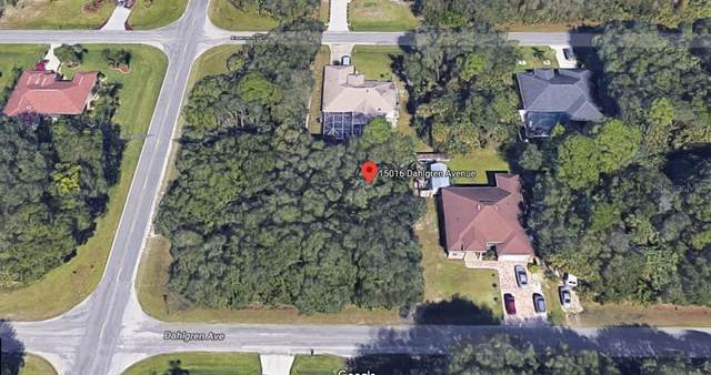15016 Dahlgren Avenue, Port Charlotte, FL 33953 (MLS #C7429274) :: Florida Real Estate Sellers at Keller Williams Realty