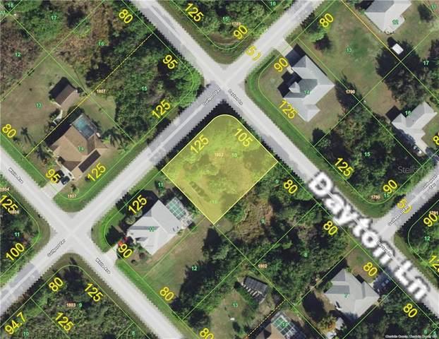5381 Dayton Lane, Port Charlotte, FL 33981 (MLS #C7429296) :: Armel Real Estate
