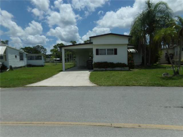 5768 Holiday Park Boulevard, North Port, FL 34287 (MLS #C7429317) :: Premier Home Experts
