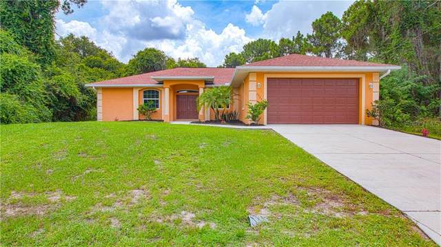 2564 Rushmore Street, North Port, FL 34288 (MLS #C7429363) :: Griffin Group