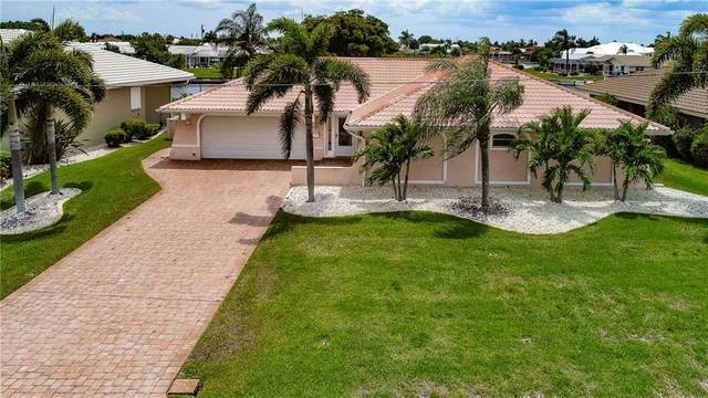 443 Matares Drive, Punta Gorda, FL 33950 (MLS #C7429375) :: Delgado Home Team at Keller Williams