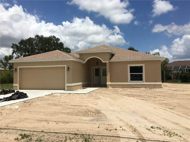 164 Mocha Court, Punta Gorda, FL 33983 (MLS #C7429384) :: Florida Real Estate Sellers at Keller Williams Realty