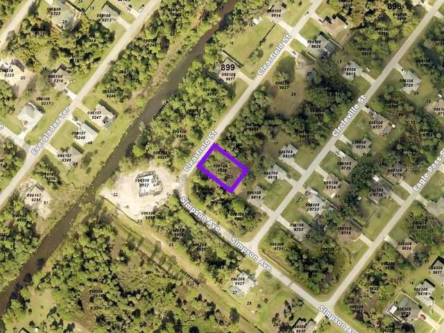 Clearfield Street, North Port, FL 34286 (MLS #C7429471) :: Team Buky