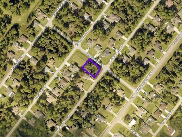 Eagle Pass Street, North Port, FL 34286 (MLS #C7429483) :: Team Pepka