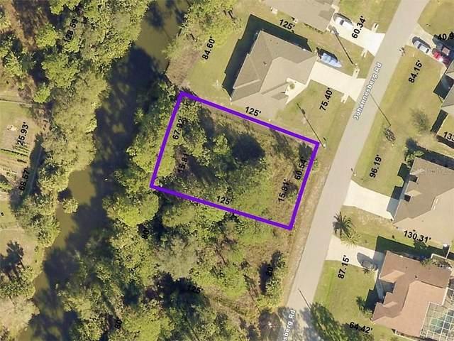 Johannesberg Road, North Port, FL 34288 (MLS #C7429485) :: Team Pepka