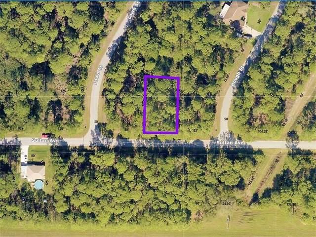 Sultan Avenue, North Port, FL 34286 (MLS #C7429490) :: Team Pepka