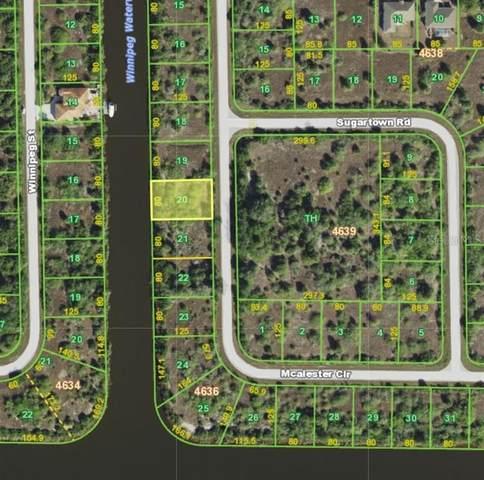 10756 Mcalester Circle, Port Charlotte, FL 33981 (MLS #C7429537) :: Charles Rutenberg Realty