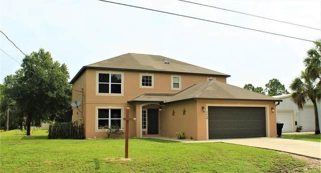 2448 Tishman Avenue, North Port, FL 34286 (MLS #C7429555) :: Dalton Wade Real Estate Group