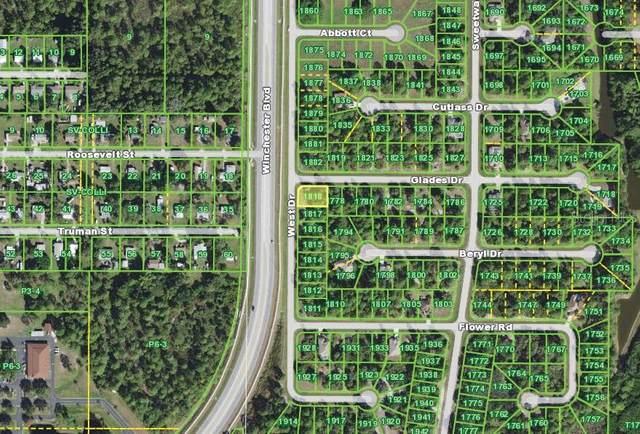 145 West Drive, Rotonda West, FL 33947 (MLS #C7429568) :: Cartwright Realty