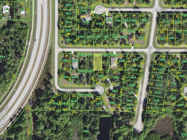 109 Flower Road, Rotonda West, FL 33947 (MLS #C7429576) :: Cartwright Realty