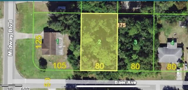 966 Baer Avenue NW, Port Charlotte, FL 33948 (MLS #C7429663) :: Dalton Wade Real Estate Group