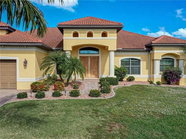 2408 Padre Island Drive, Punta Gorda, FL 33950 (MLS #C7429746) :: Delgado Home Team at Keller Williams