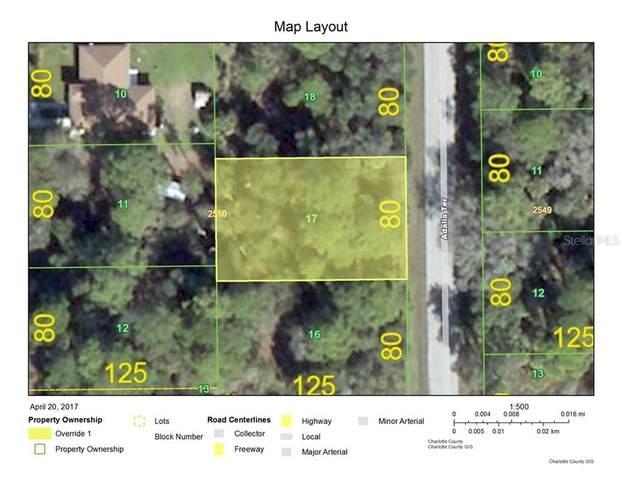 1091 Adalia Terrace, Port Charlotte, FL 33953 (MLS #C7429897) :: Medway Realty
