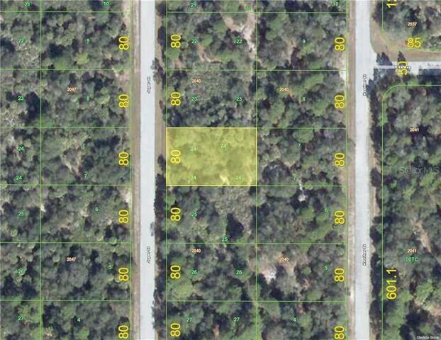 408 Juper Street, Port Charlotte, FL 33953 (MLS #C7429916) :: Lockhart & Walseth Team, Realtors