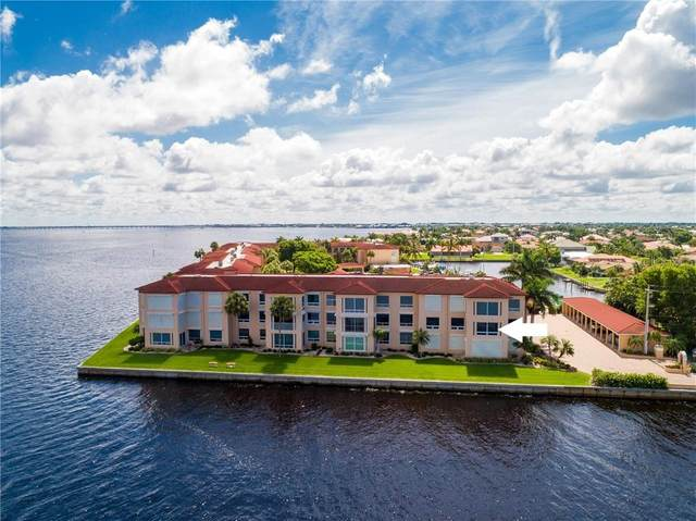 1 Colony Point Drive 21B, Punta Gorda, FL 33950 (MLS #C7429956) :: Your Florida House Team