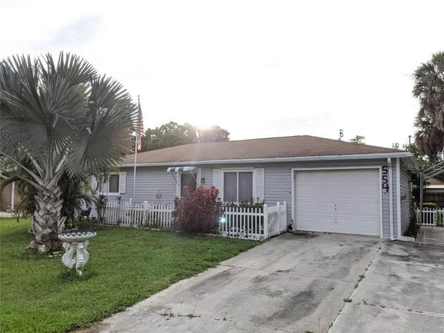 554 Chamber Street NW, Port Charlotte, FL 33948 (MLS #C7430018) :: Dalton Wade Real Estate Group