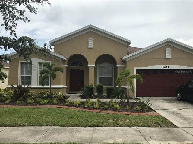 2607 Hobblebrush Drive, North Port, FL 34289 (MLS #C7430048) :: Medway Realty