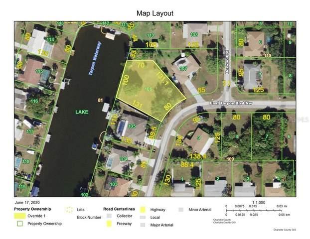 550 E Tarpon Boulevard NW, Port Charlotte, FL 33952 (MLS #C7430065) :: CENTURY 21 OneBlue