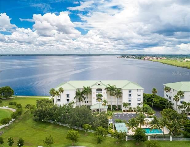 200 Harbor Walk Drive #144, Punta Gorda, FL 33950 (MLS #C7430070) :: Homepride Realty Services