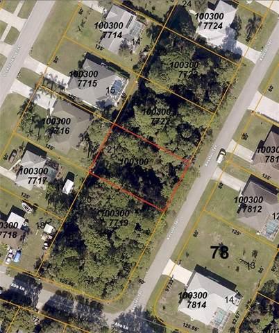 Kessler Terrace, North Port, FL 34287 (MLS #C7430112) :: Team Bohannon Keller Williams, Tampa Properties