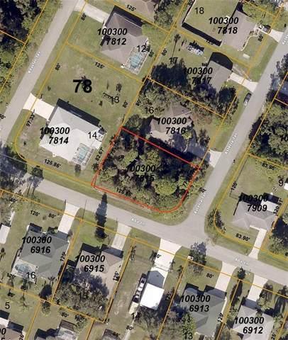 Asteria Terrace, North Port, FL 34287 (MLS #C7430113) :: Team Bohannon Keller Williams, Tampa Properties