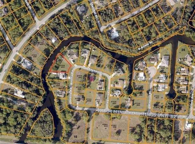 Bayamo Drive, North Port, FL 34287 (MLS #C7430125) :: Team Bohannon Keller Williams, Tampa Properties