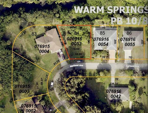 Harland Avenue, North Port, FL 34287 (MLS #C7430128) :: Griffin Group