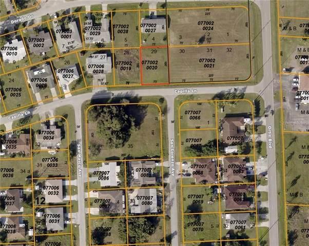 Capilla Lane, North Port, FL 34287 (MLS #C7430133) :: Dalton Wade Real Estate Group