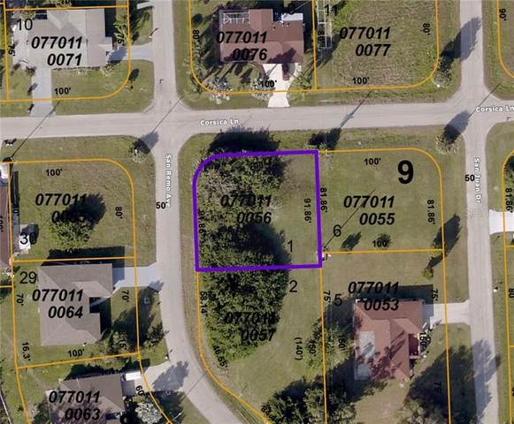 San Remo Avenue, North Port, FL 34287 (MLS #C7430143) :: Griffin Group