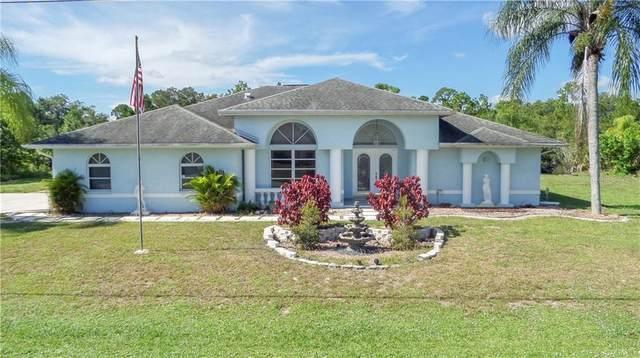 4859 Germany Avenue, North Port, FL 34288 (MLS #C7430184) :: Team Bohannon Keller Williams, Tampa Properties