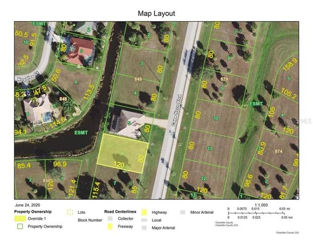 16381 Cape Horn Boulevard, Punta Gorda, FL 33955 (MLS #C7430190) :: Delgado Home Team at Keller Williams