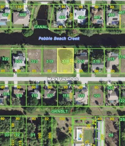 90 Mark Twain Lane, Rotonda West, FL 33947 (MLS #C7430251) :: Delgado Home Team at Keller Williams