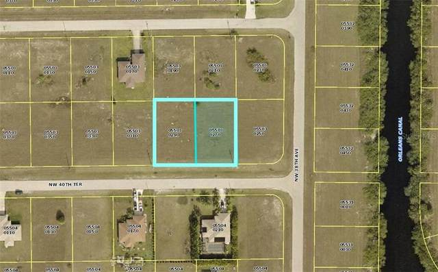 3805 & 3809 NW 40TH Terrace, Cape Coral, FL 33993 (MLS #C7430259) :: Bustamante Real Estate