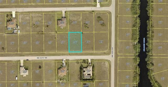 3809 NW 40TH Terrace, Cape Coral, FL 33993 (MLS #C7430261) :: Bustamante Real Estate