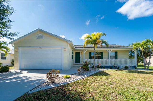 313 W Ann Street, Punta Gorda, FL 33950 (MLS #C7430262) :: The Figueroa Team