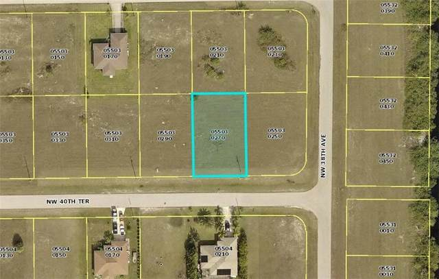3805 NW 40TH Terrace, Cape Coral, FL 33993 (MLS #C7430271) :: Zarghami Group